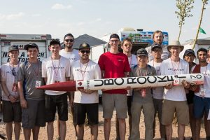 UBC Rocket Goes to Competition