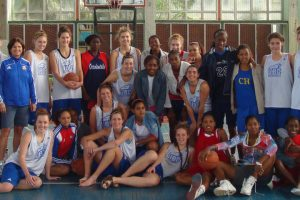 Basketball and Community Outreach To Cuba