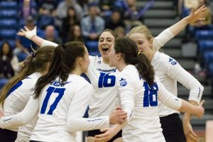 UBC Okanagan Women's Volleyball – Training Monitoring System