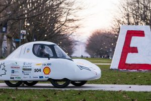 UBC Supermileage's First Electric Vehicle