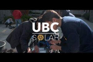 Help UBC Solar get to Competition