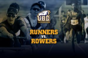 Runners vs Rowers